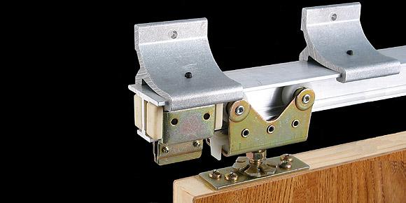 Wall Mounted Sliding Door Hardware wall mount door track : wood-specialties, source for quality wood
