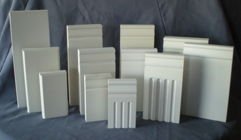 Mdf Primed Plinth Blocks & Mdf Primed Plinth Blocks : Wood-Specialties Source for Quality Wood ...