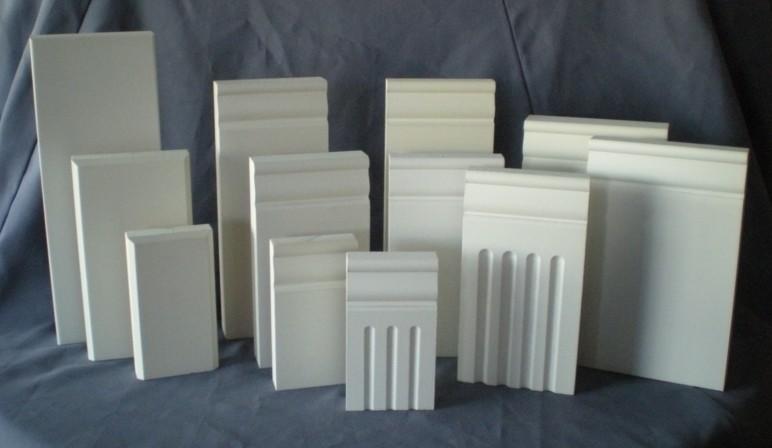 Mdf Primed Plinth Blocks Wood Specialties Source For